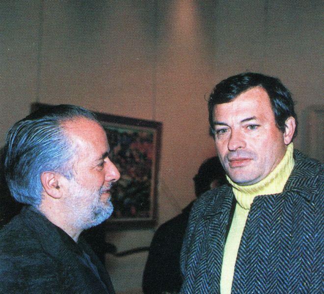 Athos Faccincani, Oliviero Beha Roma 1987