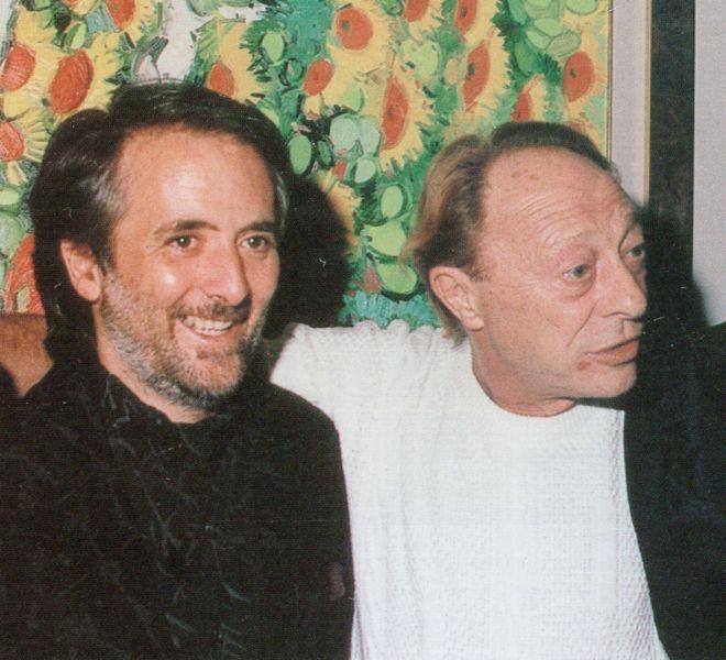 Athos Faccincani e Luciano Beretta 1988