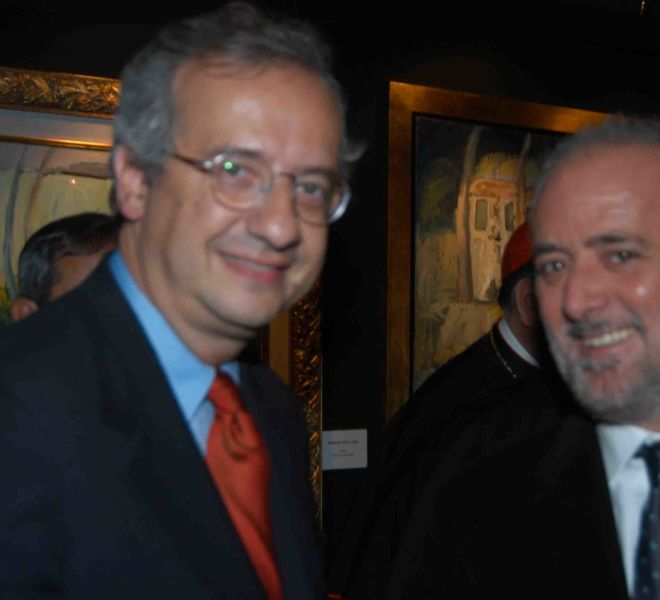 Walter Veltroni Sindaco di Roma, Athos Faccincani - Vittoriano Roma 2005