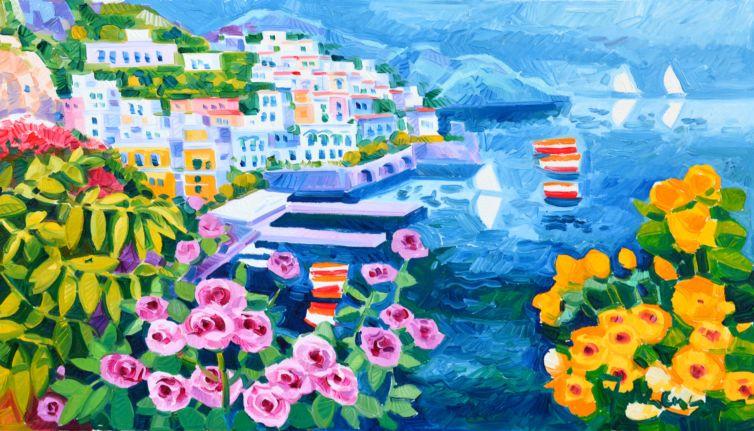 Un racconto intorno ad Amalfi