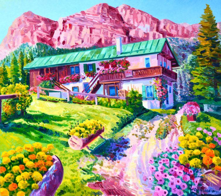 Un sogno intorno a Cortina