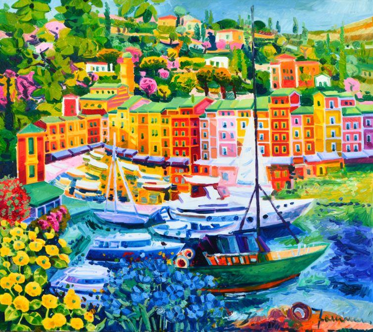 Quando il Sole Alto illumina Portofino