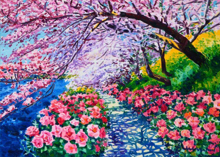 Voglia di Primavera e di luce