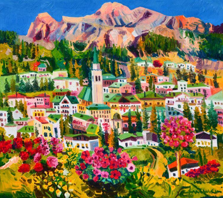 Primavera a Cortina
