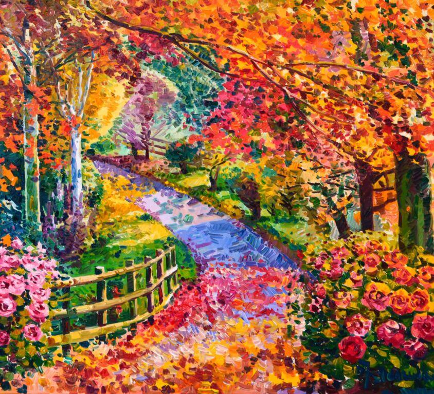 L'autunno è la primavera dell'inverno
